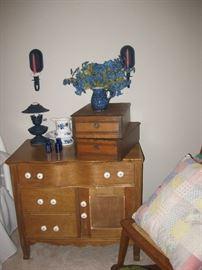 Antique commode/dresser