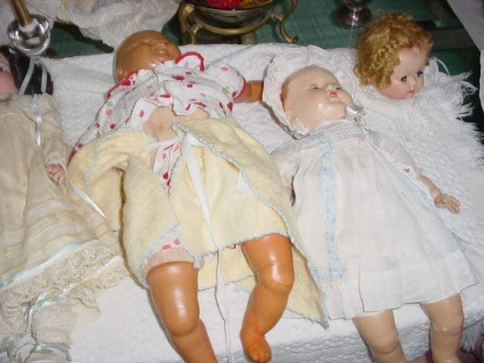 all vintage dolls