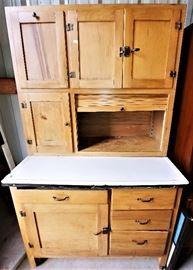 Old Hoosier cabinet