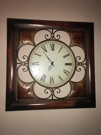 Wall Art - Clock