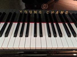 $3,995 Young Change grand piano