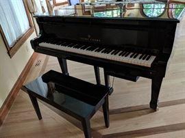 $2,995 Young Chang grand piano