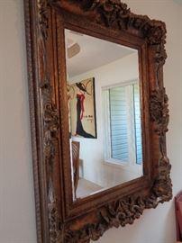 heavy mirror