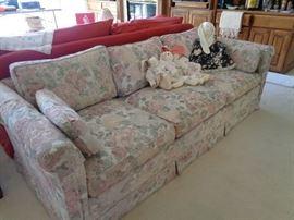 sofa, nice & clean