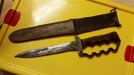 WWll Trench Knife