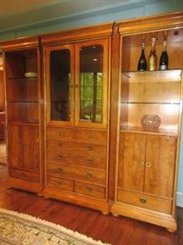 Mount Airy wall unit