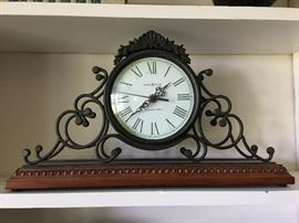 Howard Miller mantle clock:  Adelaide model 635-130