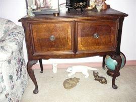 Antique Low Boy cabinet