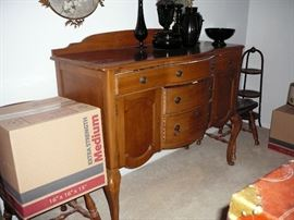 Antique Southern style buffet