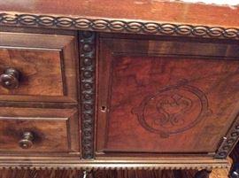 Detail of Buffet