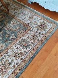 Perfect condition rugs! 2 in identical sizes. Both are 8 x 10.