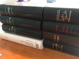 Monte Blanc pen collection