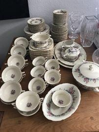 Nice china set