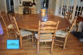 Grange Table & Chairs