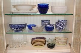 Decorative Bowls and Serving Pieces