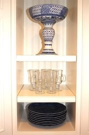 Decorative Items and Serving Pieces
