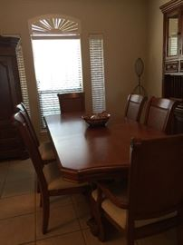 Dining Table ~ One Leaf Seats Six
