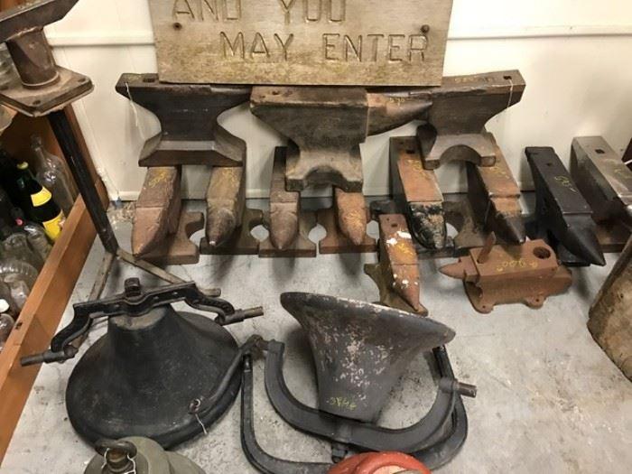 anvils too