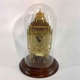 Hermle Skeleton Clock http://www.ctonlineauctions.com/detail.asp?id=734696