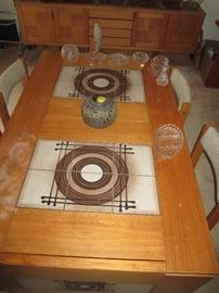 Gangso Mobler dining room table