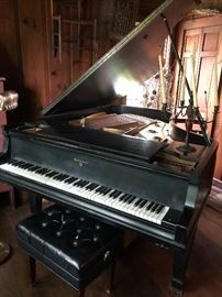 Wm Knabe & Co Grand Piano