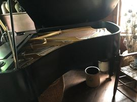 Wm Knabe & Co Grand Piano                                                                We will be pre-selling the GRAND PIANO.  Please contact us for price and to view.                                                           Micky  612-849-3688 or text.