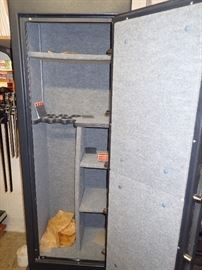 AMSEC / AMERICAN SECURITY PRODUCTS GUN SAFE