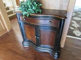 HOOKER HALL, CONSOLE CABINET