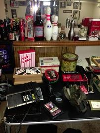 BEER COLLECTIBLES, SIGNS, & MORE