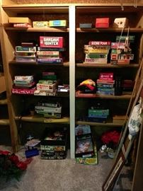 PUZZLES, AND BOARD GAMES