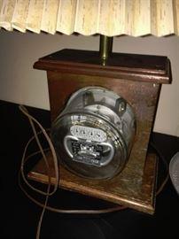 WESTINGHOUSE METER LAMP