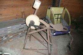 antique sharpener