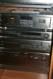 Sony stereo with turn table
