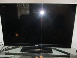 Sony flat screen television (works)