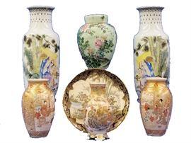 Chinese & Japanese Ceramics