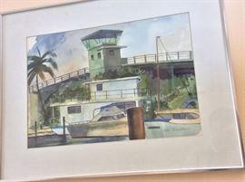 Kiki David, Florida Watercolor Society.