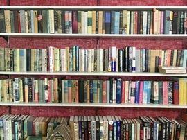 Books, vintage books