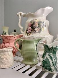 Pottery, vintage pottery
