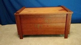Very nice Wooden Toy Chest