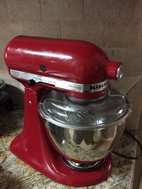 Kitchen Aid Mixer...