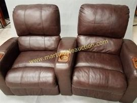 Lane leather seating