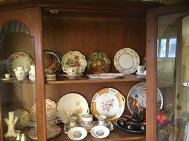 Porcelain treasures.