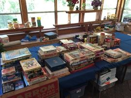 Great Collection of Vintage Games!
