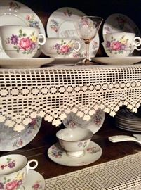 "Theodore Haviland ""Pasadena"" pattern"