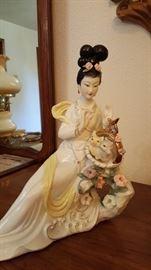 Amazing oriental porcelain