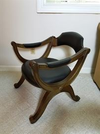 Three Drexel Hispania Dining Chairs:          http://www.ctonlineauctions.com/detail.asp?id=736212