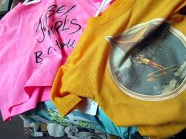 Vintage old stock 70s 80s t shirts