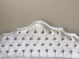 Haute House Custom one of a Kind Sofa. 140'' L x 49'' H