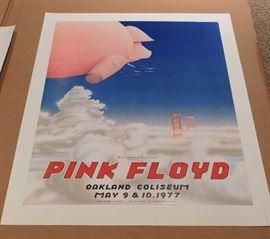 1977 Pink Floyd Oakland Coliseum Concert Posterhttps://ctbids.com/#!/description/share/29916