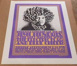 1968 Jimi Hendrix Pinnacle Concert - Shrine Auditorium     https://ctbids.com/#!/description/share/29918
